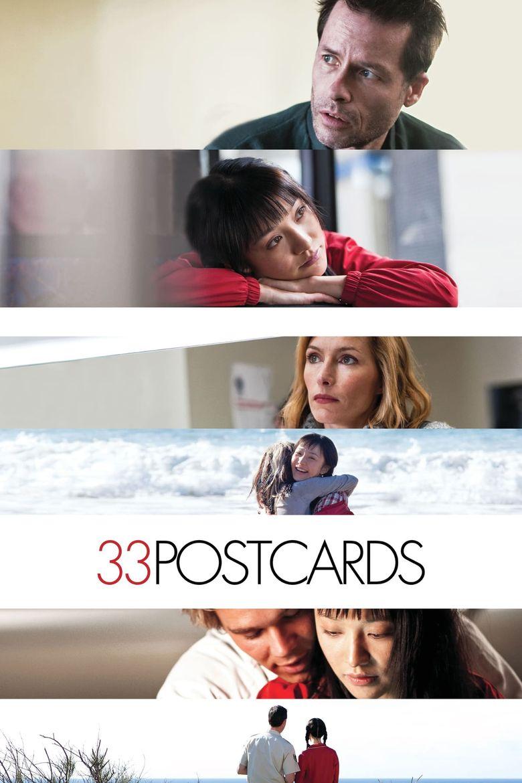 33 Postcards Poster