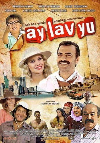 Ay Lav Yu Poster