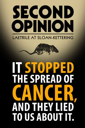 Second Opinion Poster