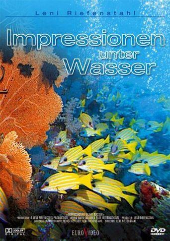 Underwater Impressions Poster