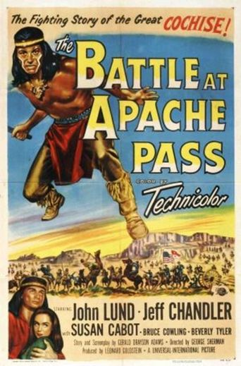 The Battle at Apache Pass Poster