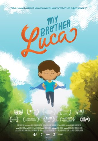 My Brother Luca Poster