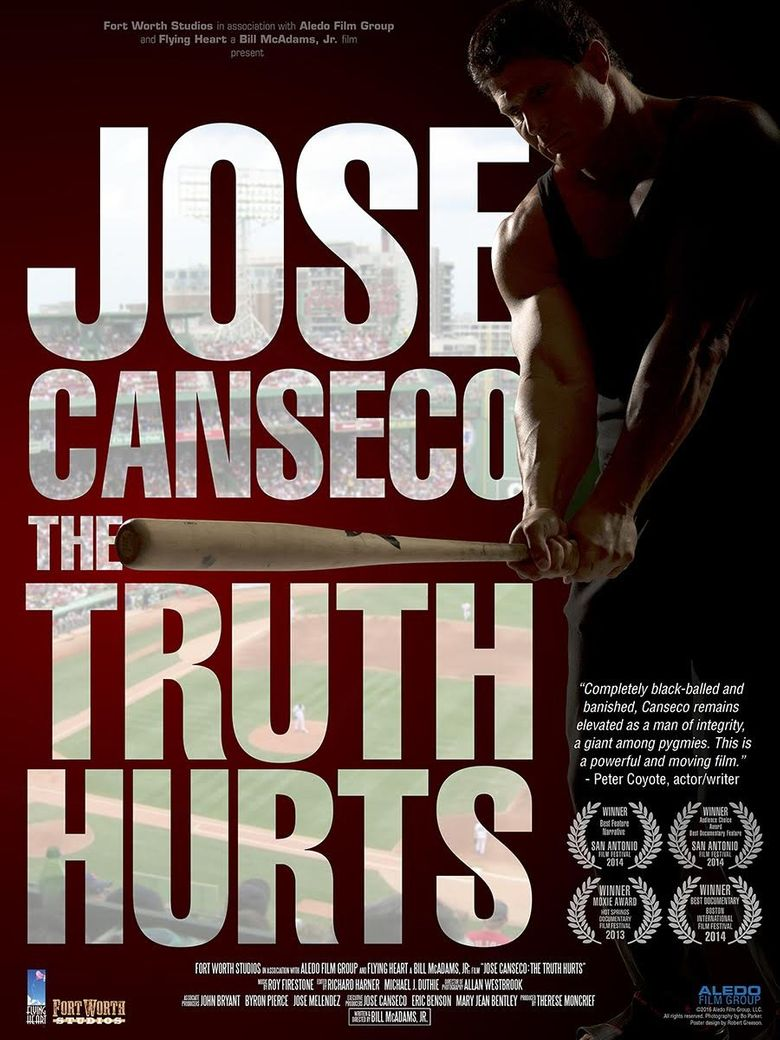 Jose Canseco: The Truth Hurts Poster