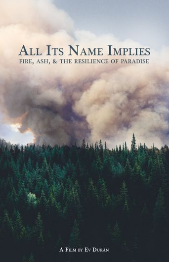 All Its Name Implies Poster