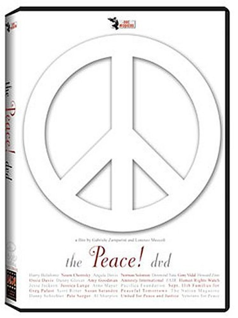 The Peace! Poster