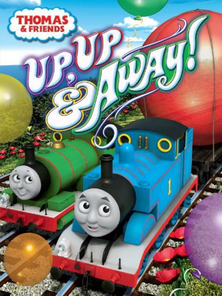Thomas and Friends: Up Up and Away! Poster