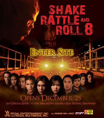 Shake Rattle and Roll 8 Poster