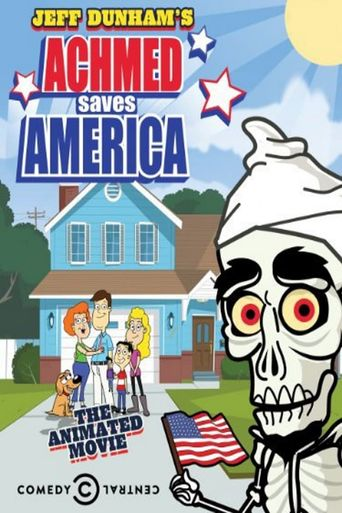 Achmed Saves America Poster