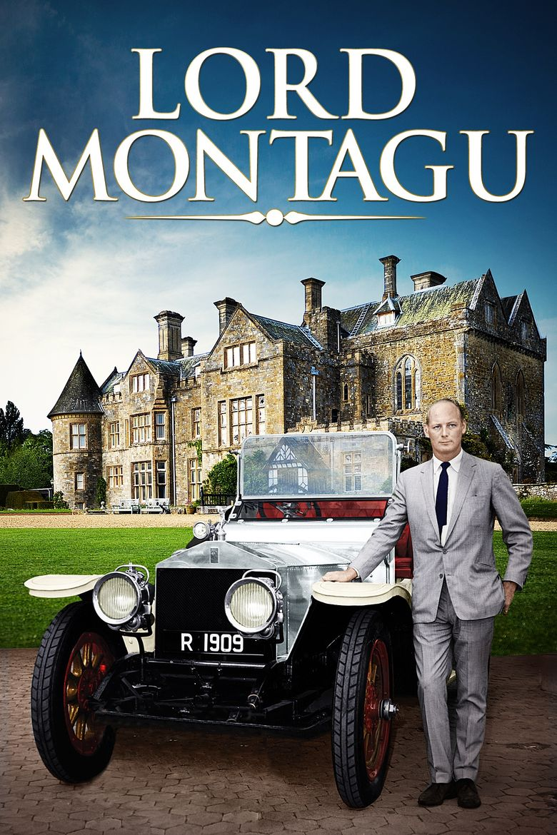 Lord Montagu Poster