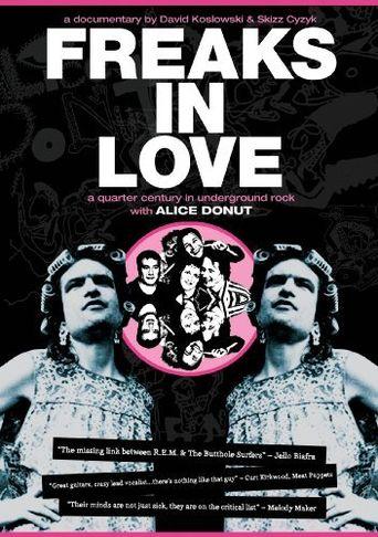 Freaks In Love Poster