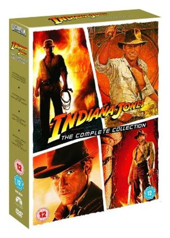 Indiana Jones and the Ultimate Quest Poster
