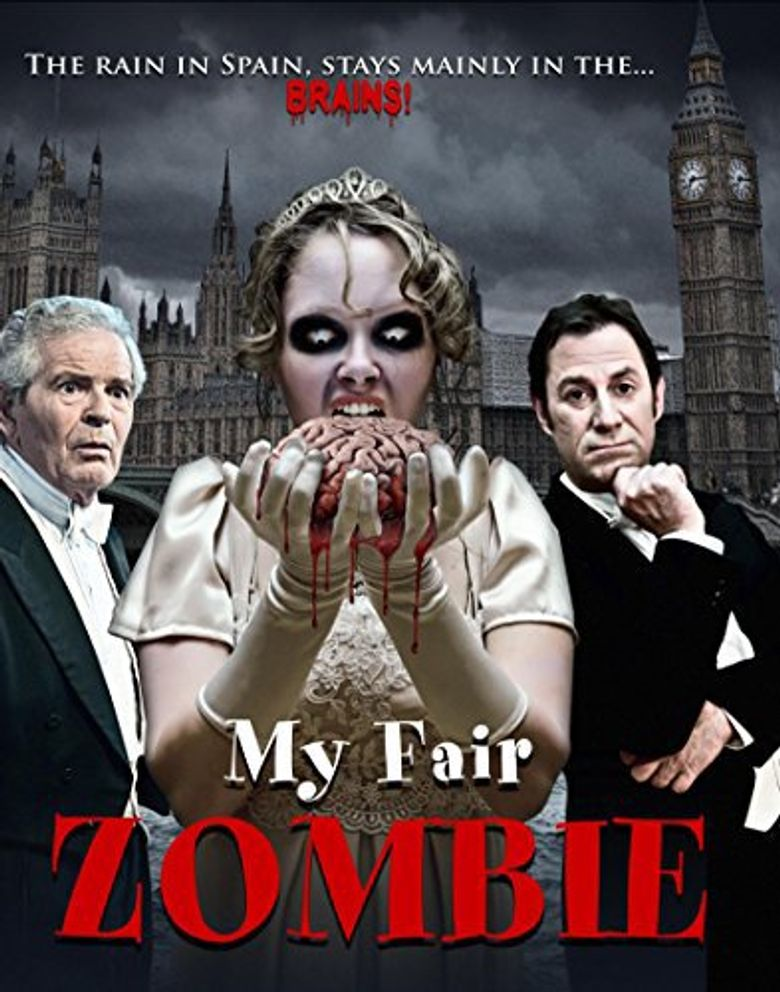 My Fair Zombie Poster