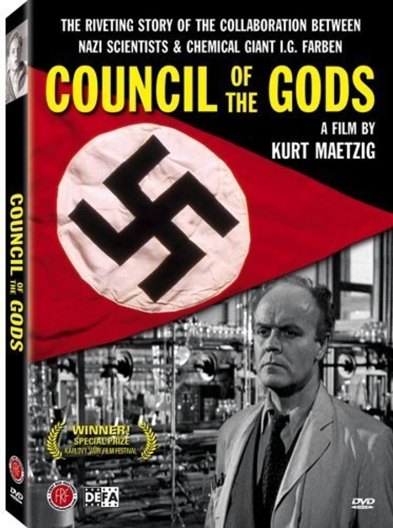 Council of the Gods Poster