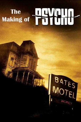The Making of 'Psycho' Poster