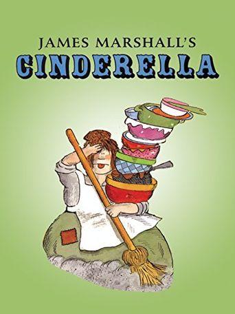 James Marshall's Cinderella Poster