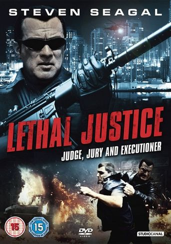 Lethal Justice Poster