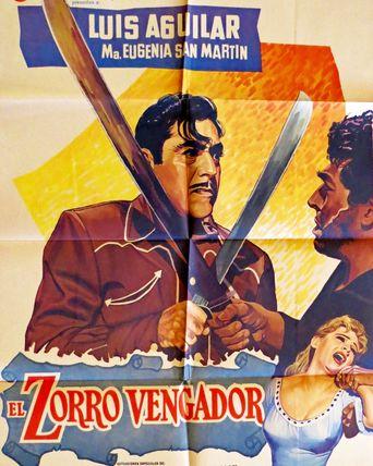 El Zorro vengador Poster