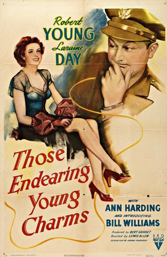 Those Endearing Young Charms Poster
