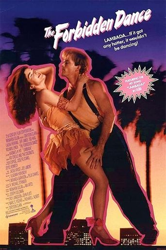 The Forbidden Dance Poster