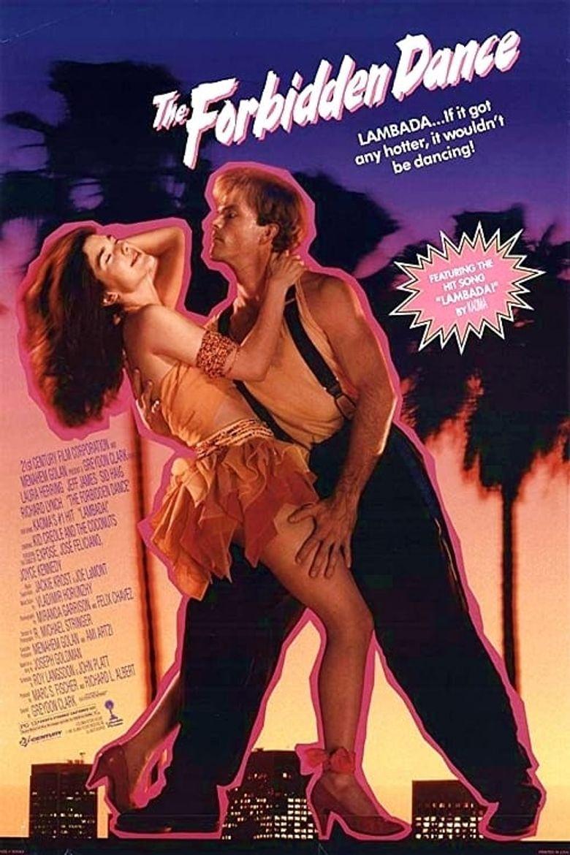 The Forbidden Dance Poster