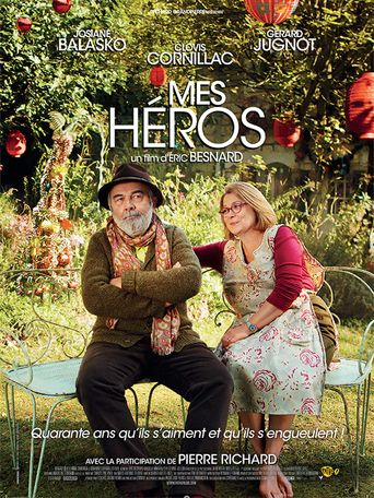 Mes héros Poster