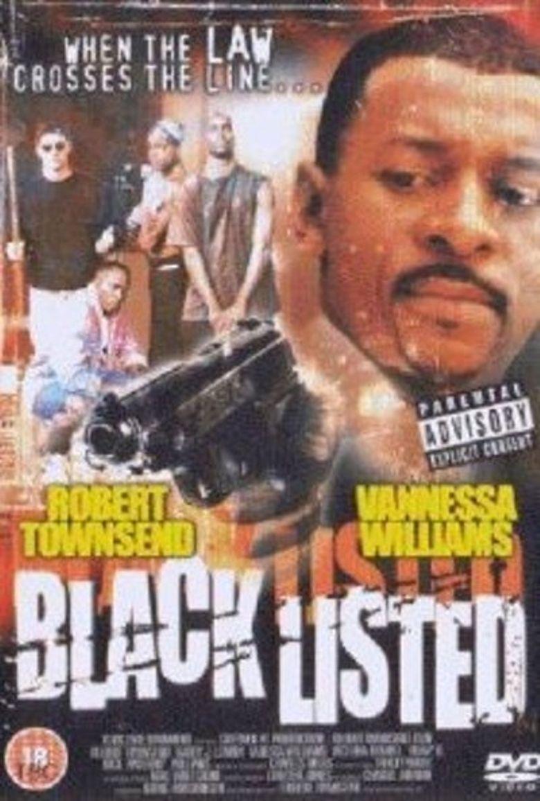 Black Listed Poster