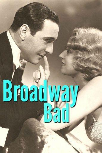 Broadway Bad Poster