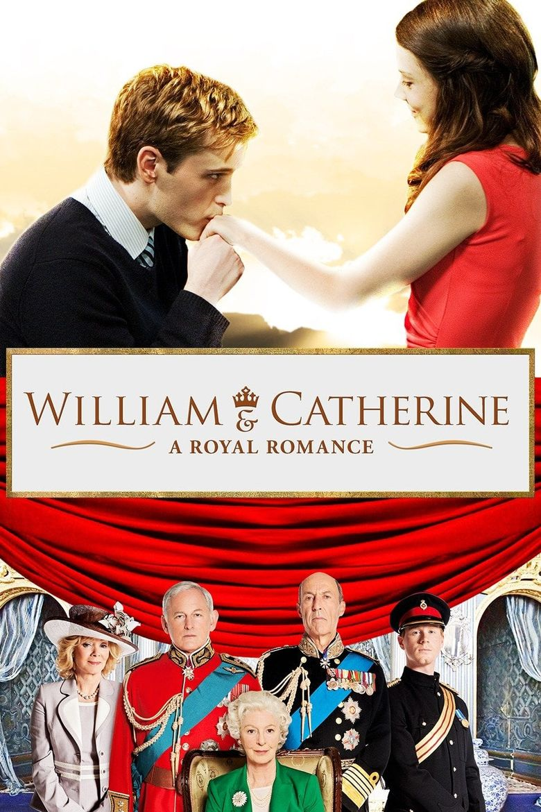 William & Catherine: A Royal Romance Poster