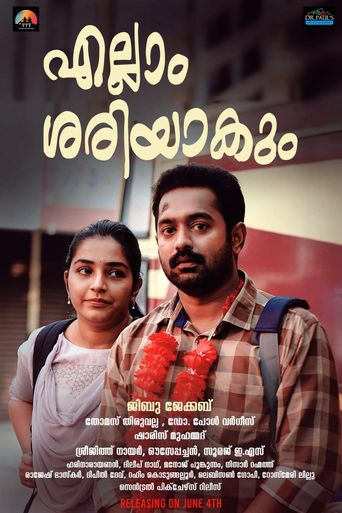Ellam Sheriyakum Poster