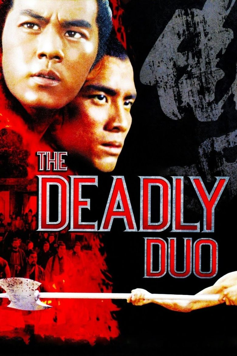 The Deadly Duo Poster