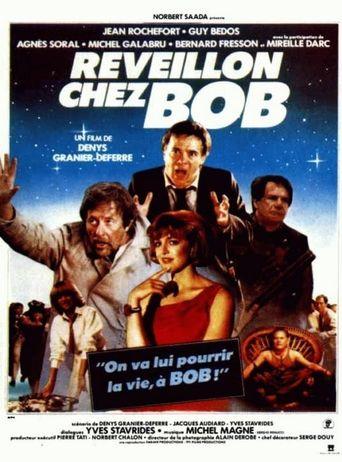 Reveillon chez Bob Poster