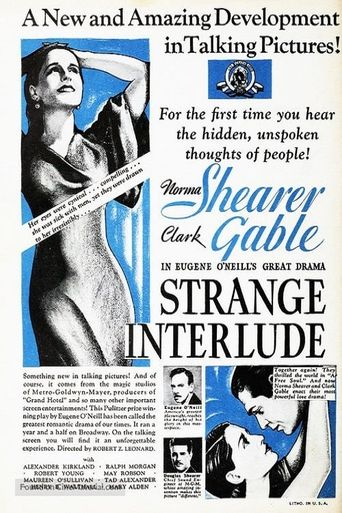 Watch Strange Interlude
