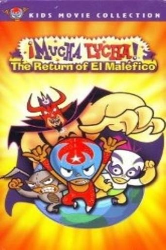 Mucha Lucha: The Return of El Malefico Poster