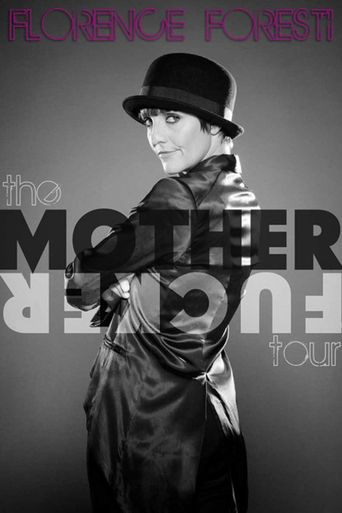 Florence Foresti - Mother Fucker Poster