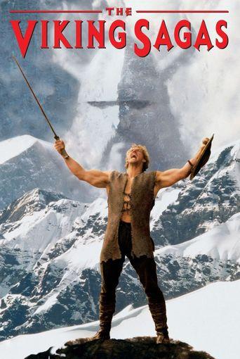 The Viking Sagas Poster