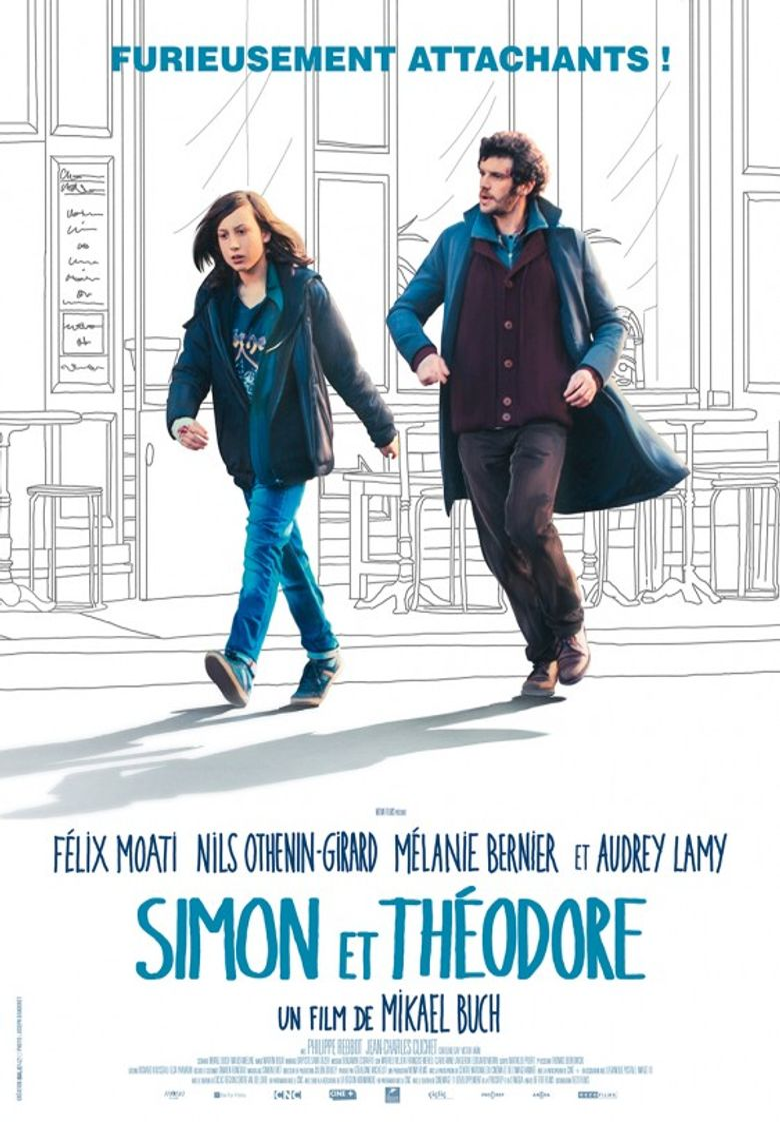 Simon & Théodore Poster