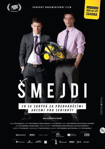 Šmejdi Poster