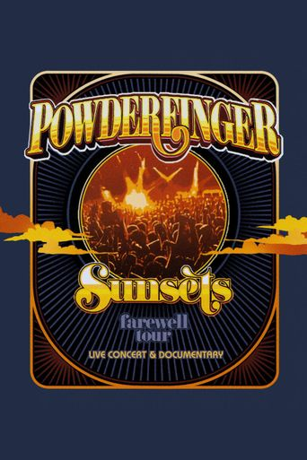 Powderfinger: Sunsets Farewell Tour Poster
