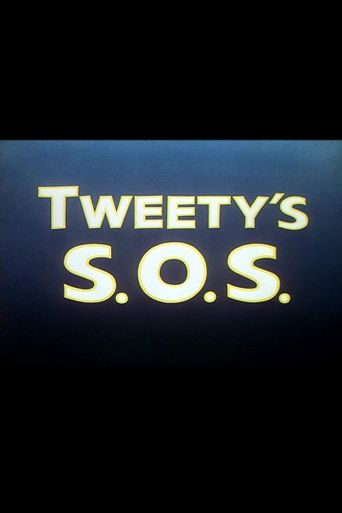 Tweety's S.O.S. Poster