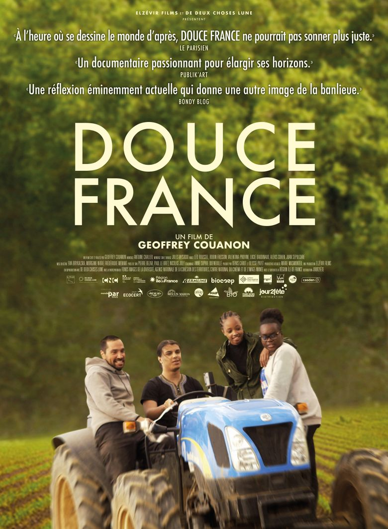 Douce France Poster