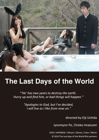 The Last Days of the World Poster