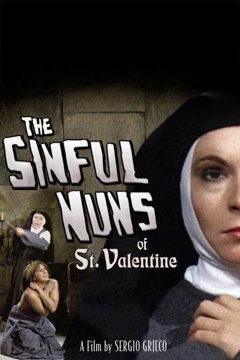 The Sinful Nuns of Saint Valentine Poster