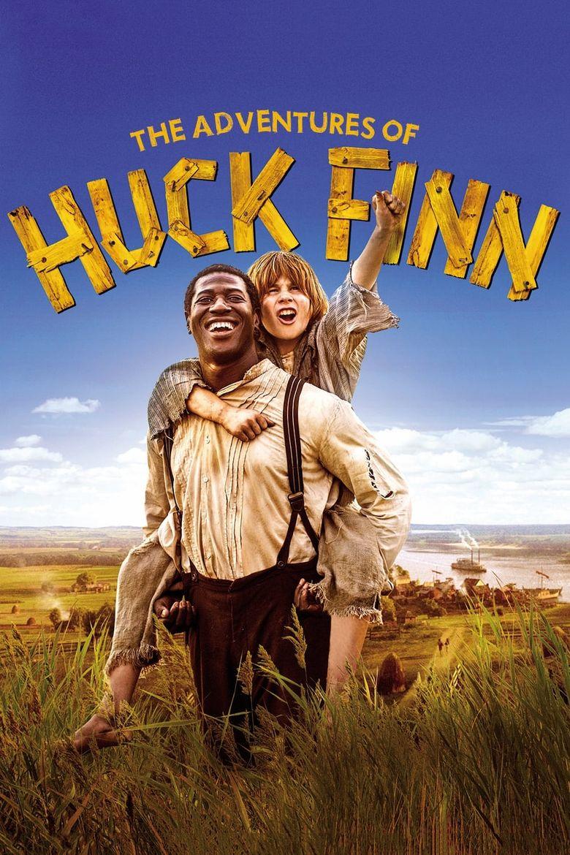 The Adventures of Huckleberry Finn Poster
