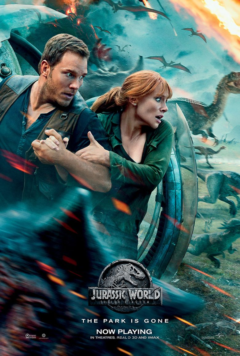 Jurassic World: Fallen Kingdom (2018) - Watch on HBO or