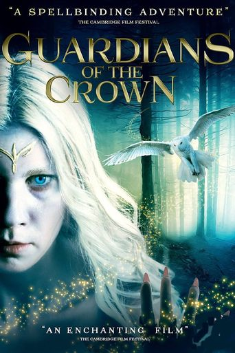 Guardians Of The Crown Poster