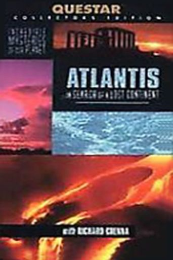 Atlantis: In Search of a Lost Continent Poster