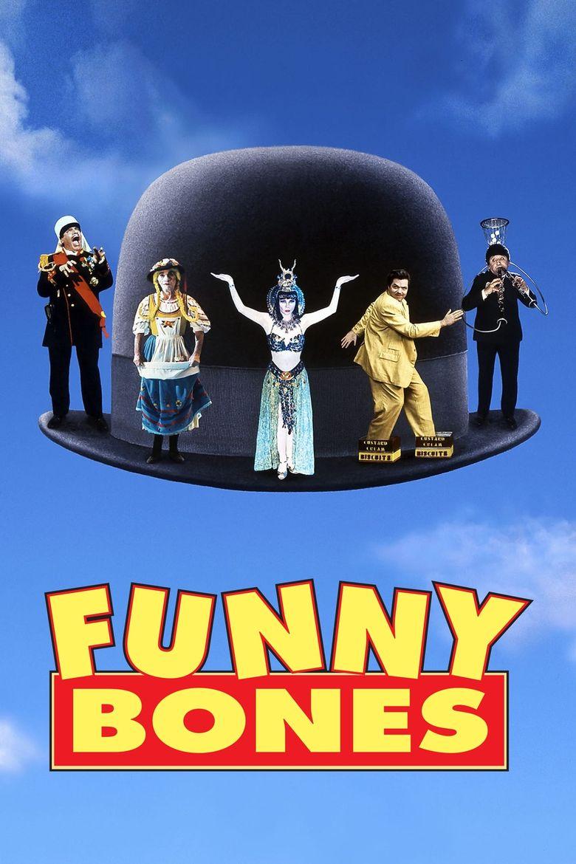 Funny Bones Poster