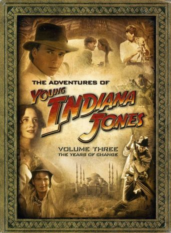 The Adventures of Young Indiana Jones: Masks of Evil Poster