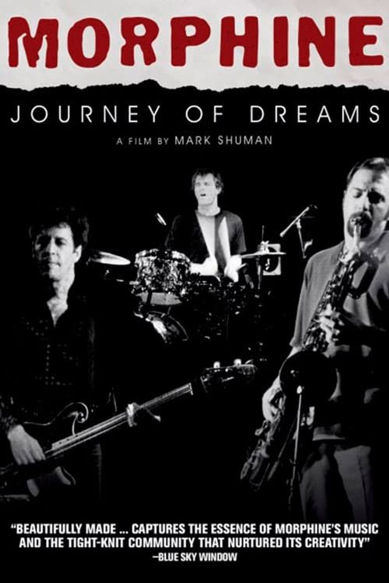 Morphine Journey of Dreams Poster
