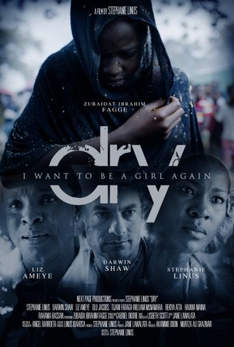 I want to be a girl again Poster